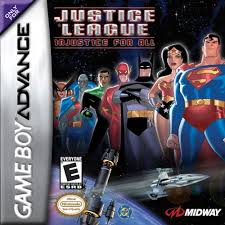 justice league game