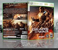 gears of war 2 playstation