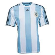 argentina soccer apparel