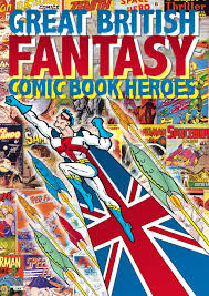 british comic book