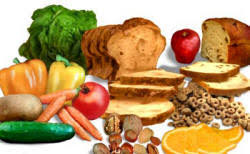 foods with fibre