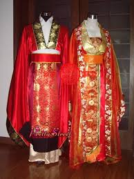 chinese traditional wedding dresses
