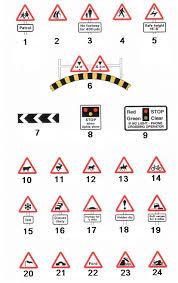 british traffic sign