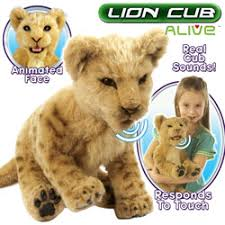 lion cub toys