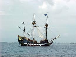 jolly roger ship