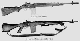m14 rifles