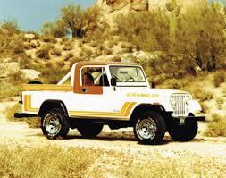 jeep cj scrambler