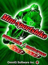 mini sports bike
