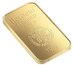 100 gr gold