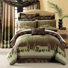 jungle comforter