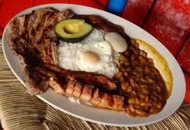 comidas tradicionales de colombia