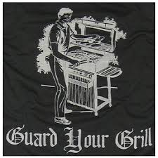 guard your grill