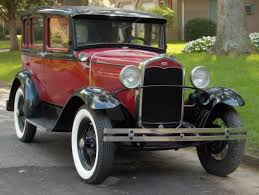 antique car picture
