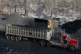 coal truck pictures