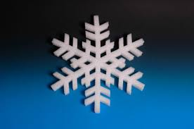big snowflakes