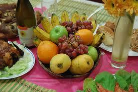 fruit basket christmas