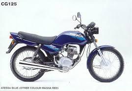 125 honda motorcycle