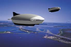 heavy lift blimp