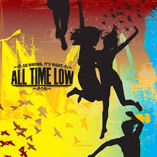 All Time Low - The Girl's A Straight Up Hustler
