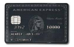 centurion credit card