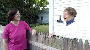 neighbor fence