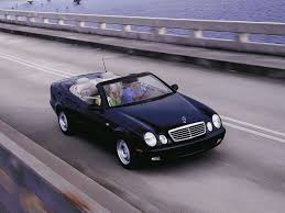 clk320 cabriolet