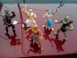 greek action figures