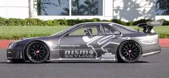 nissan skyline gtr body kit