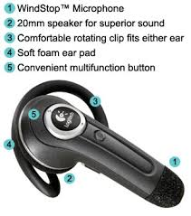 logitech bluetooth earpiece