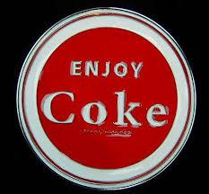 enjoy coke