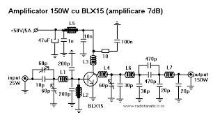 150w amplifier