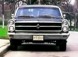 1966 ford fairlane 427