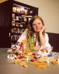 junk food at schools