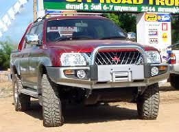 l200 winch bumper