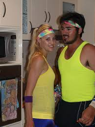 80s fashion party