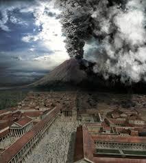 pompeii italy volcano