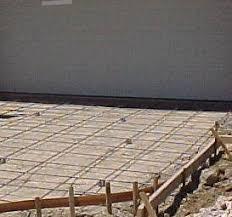 concrete reinforcing bar