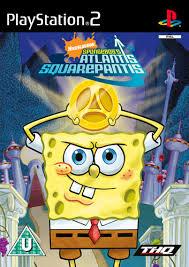 playstation spongebob