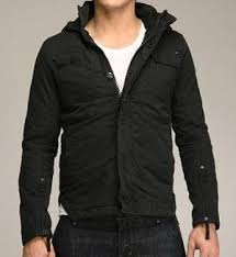 black cotton jackets