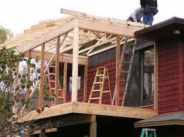 building porches