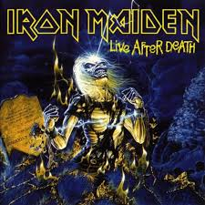 iron maiden life after death