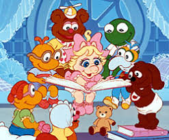 muppet babies cartoon