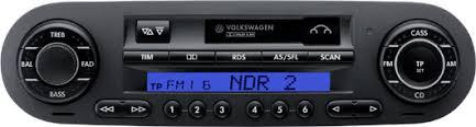 new beetle radio