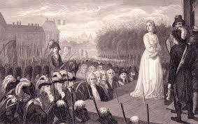 execution de Marie-Antoinette