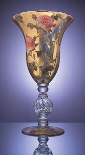 gilded glass