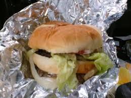cookout burger