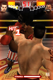 boxing arcade games