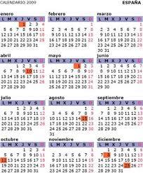 calendario 2008 para imprimir