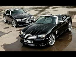 chrysler crossfire images