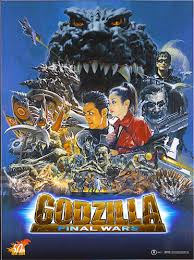 godzilla final wars video